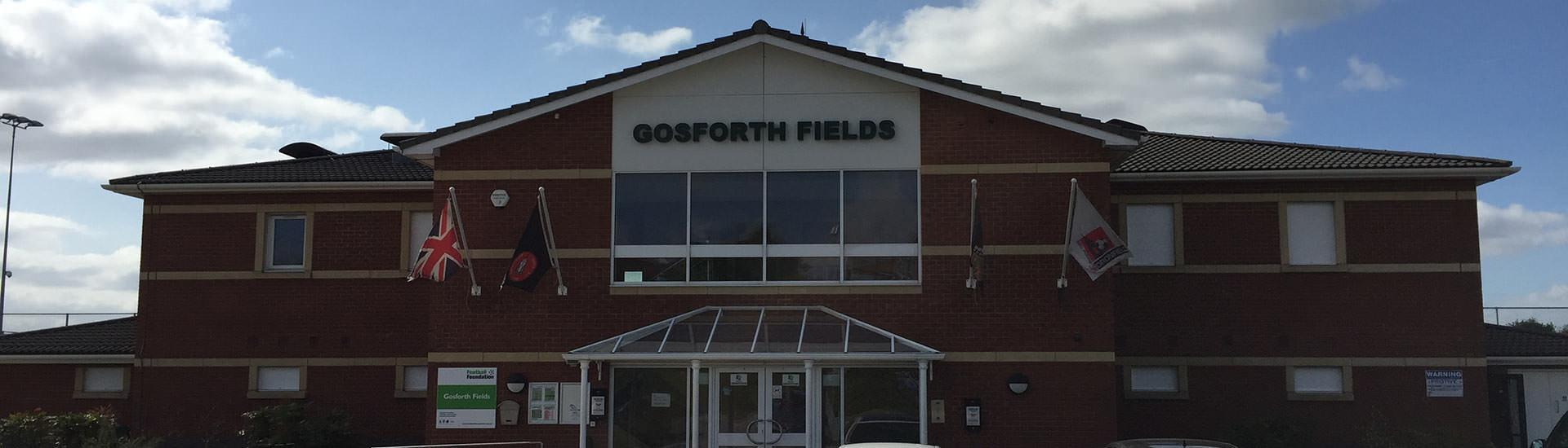 Gosforth Fields Clubhouse