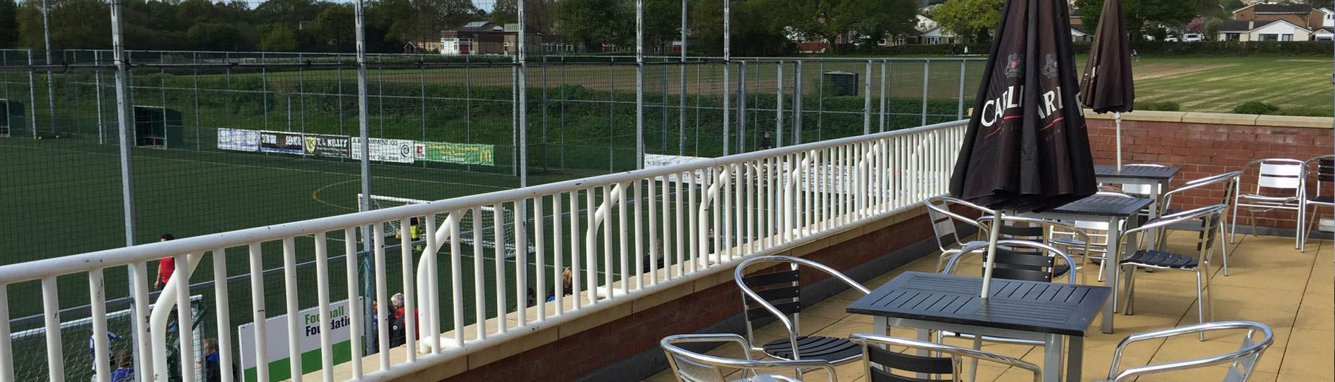 Balcony Bar at Gosforth Fields